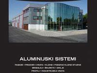 Katalog aluminijskih sistema 2018.